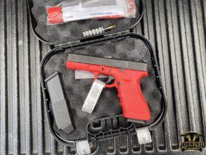Red Glock 22P