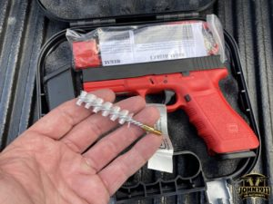 Red Glock 22P