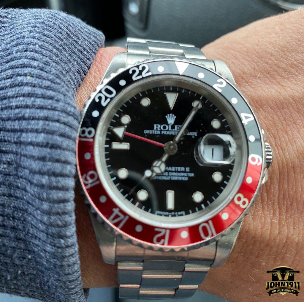 Rolex Replacement Bezel