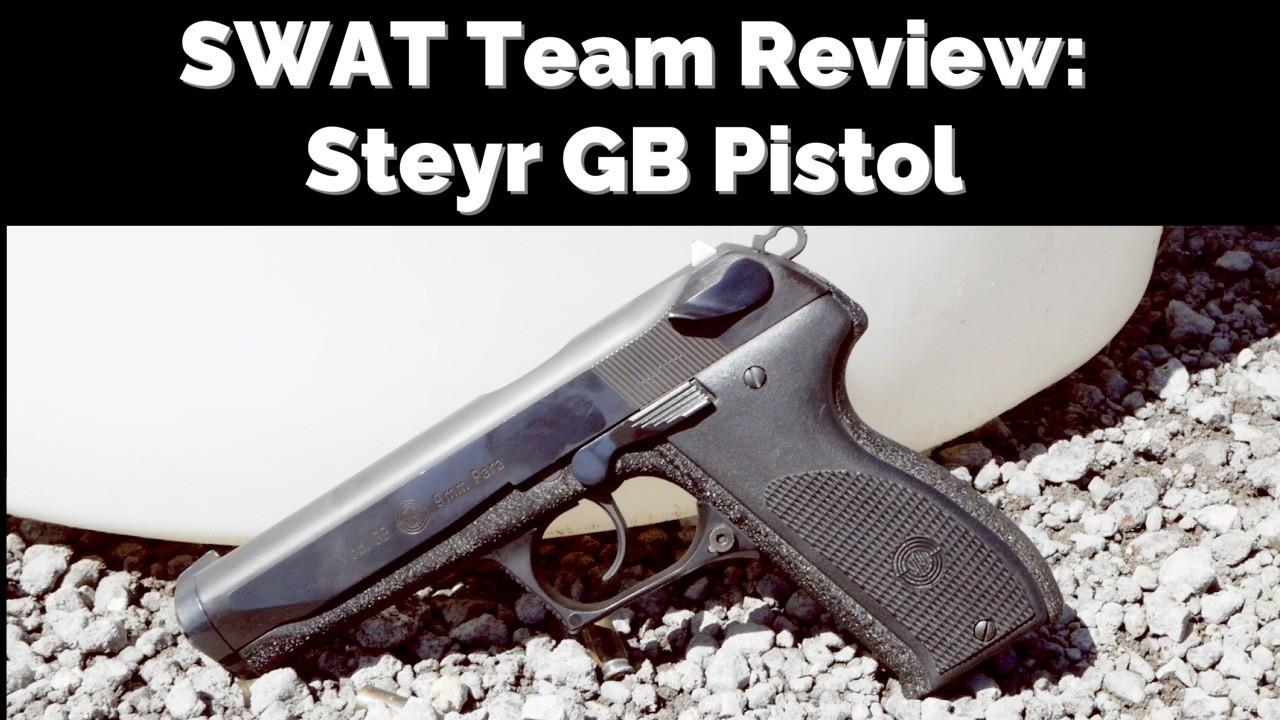 Review Steyr GB