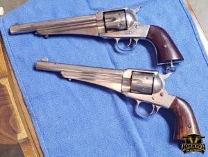 Remington 1875 Factory Blem?