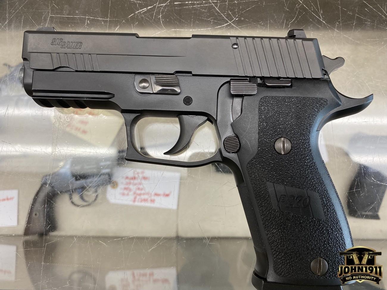 POTD - SIG P220 Elite