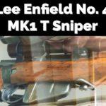 POTD – Enfield No.4 MK1 T Sniper