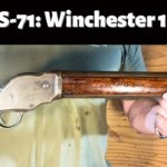 SHS-71: Winchester 1887 Lever-Action Shotgun