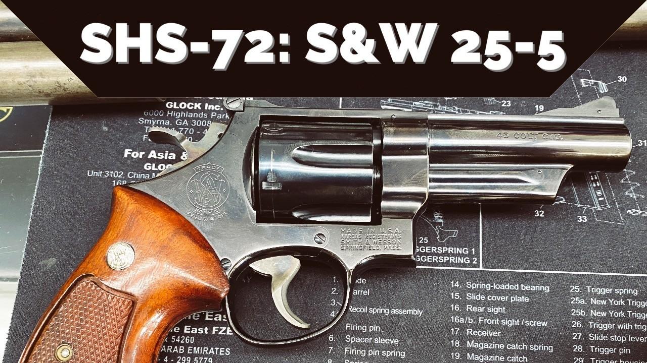 S&W Model 25-5
