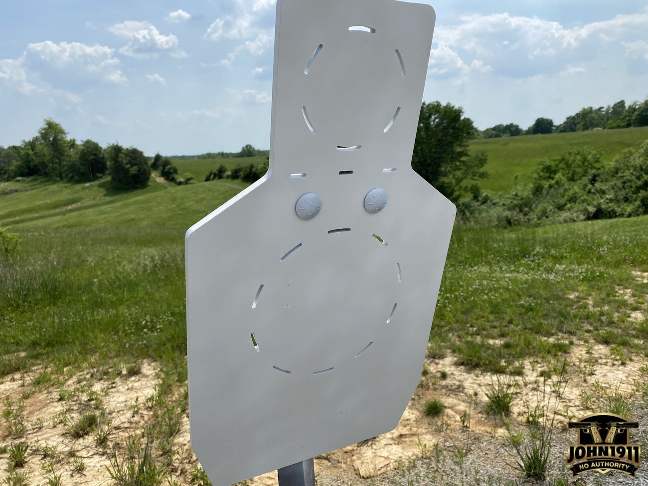 Wilson Combat Steel Target