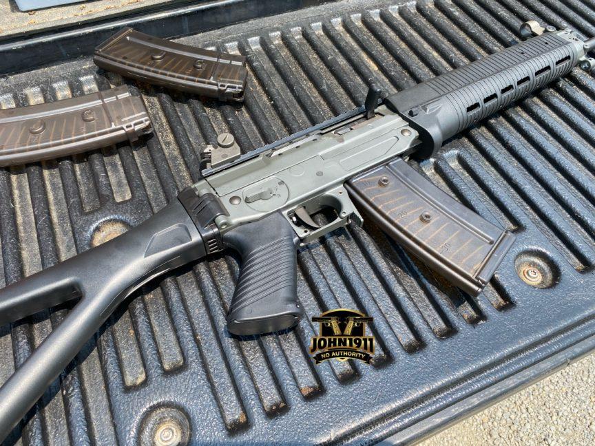 POTD - SIGUSA's 551-A1 rifle.