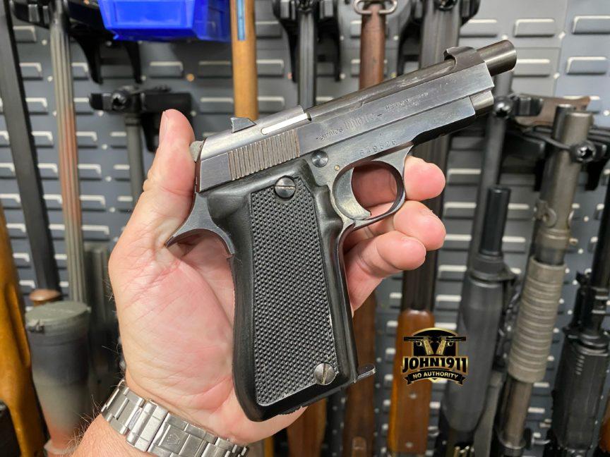 BCF-66 Pistol