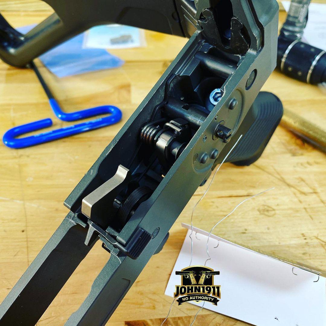 ShootingSight Trigger SIG 55x