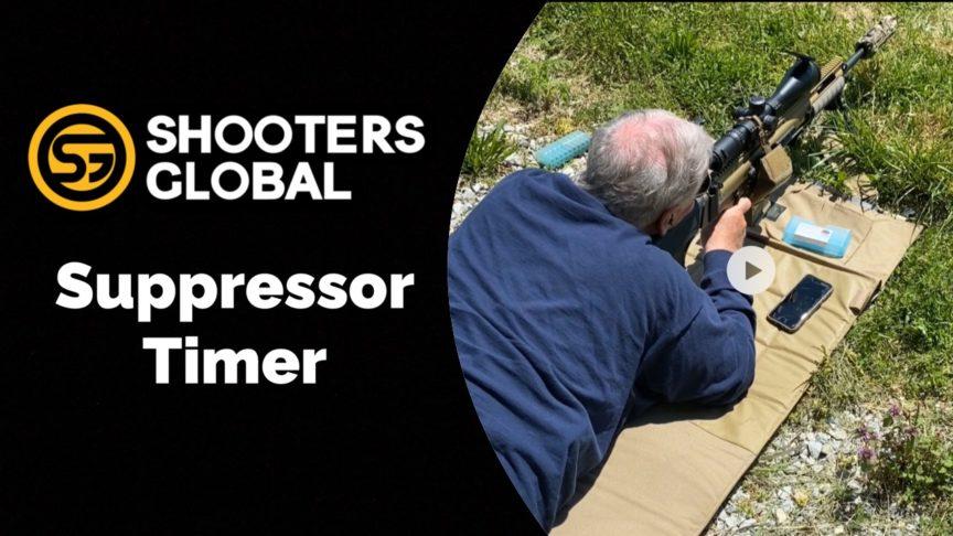 Shooters Global Shot timer.