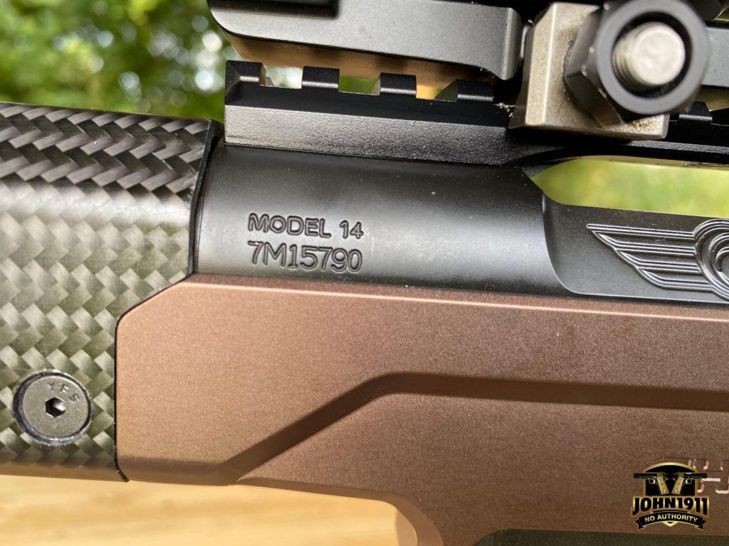 Christensen Arms Model 14
