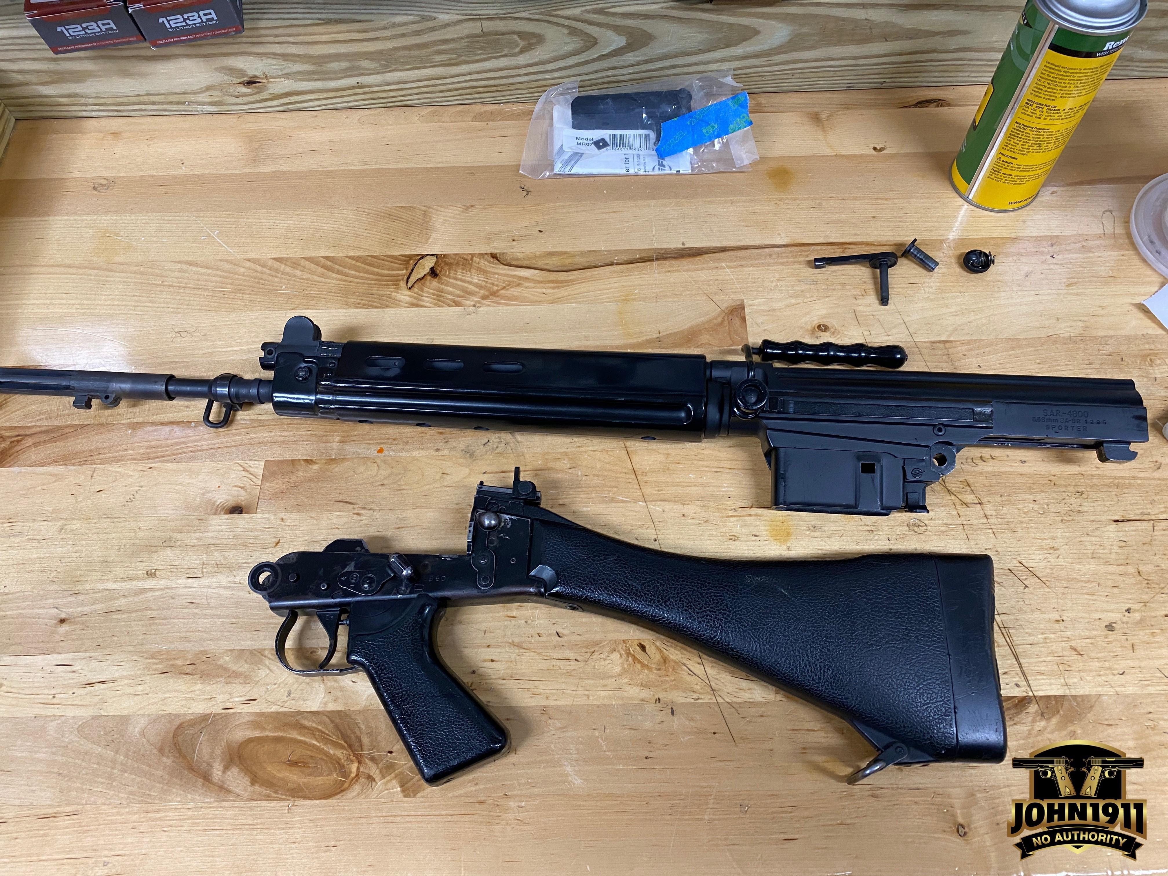 FN FAL 556