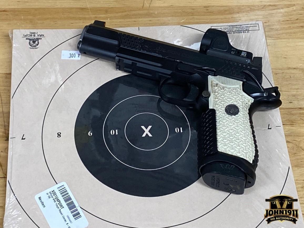 EDC X9L. B8 Target.