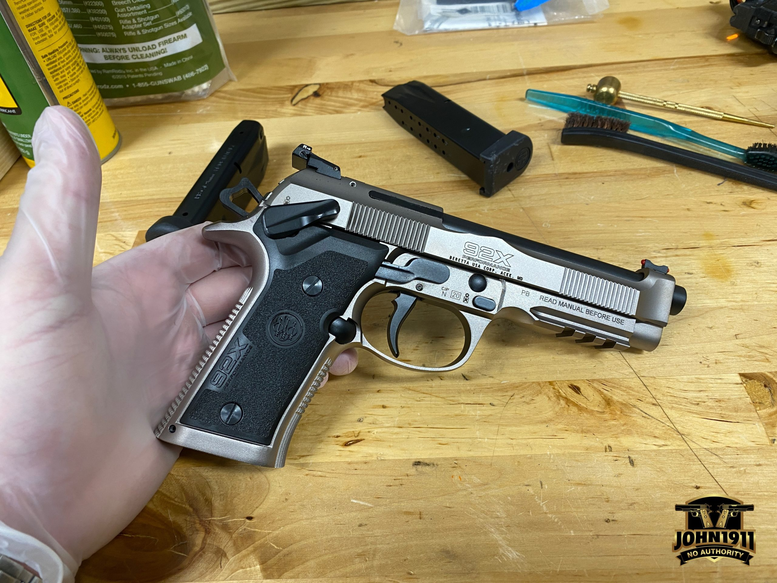 POTD - Beretta 92X