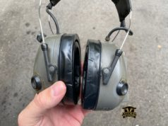 Peltor Hearing Protection.