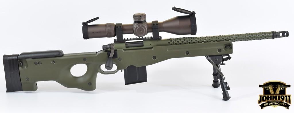 The Holy Green Remington