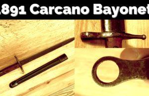 Carcano Bayonet
