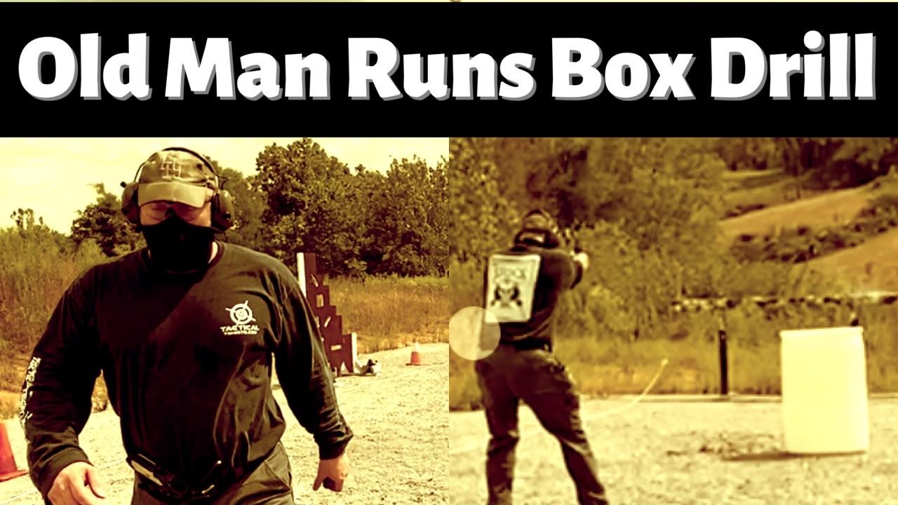 Pistol Box Drill